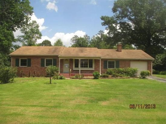 5409 S Prestonwood Ave, North Chesterfield, VA 23234