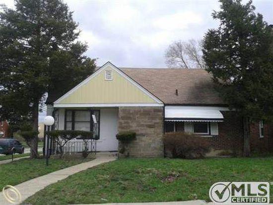 17416 Pinehurst St, Detroit, MI 48221