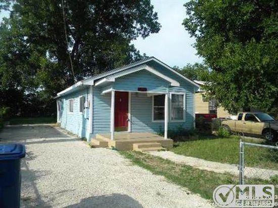 1110 Fitch St, San Antonio, TX 78211