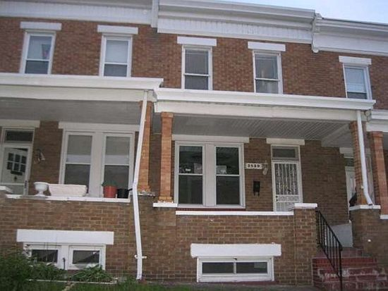 2839 Pelham Ave, Baltimore, MD 21213