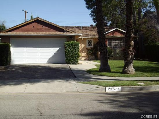 22673 Criswell St, West Hills, CA 91307