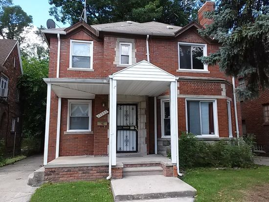 17553 Greenlawn St, Detroit, MI 48221