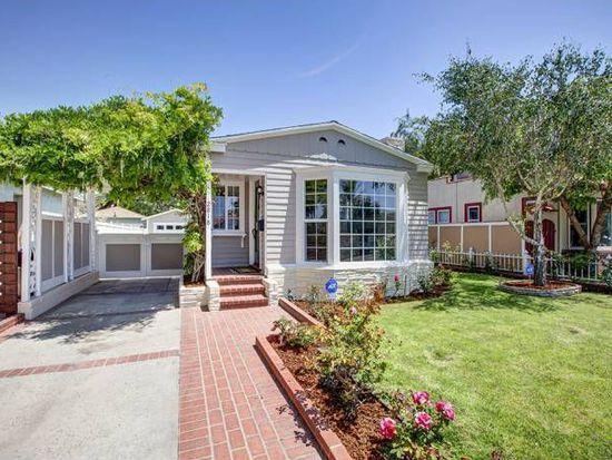 2818 S Bedford St, Los Angeles, CA 90034