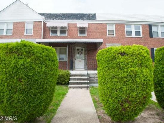 3726 Bonview Ave, Baltimore, MD 21213