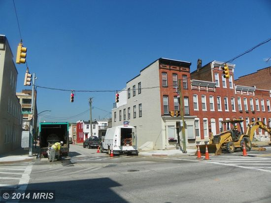 1644 S Hanover St, Baltimore, MD 21230