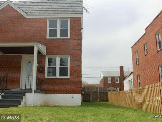 4605 Furley Ave, Baltimore, MD 21206