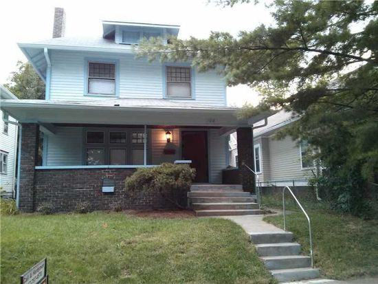 108 N Bosart Ave, Indianapolis, IN 46201