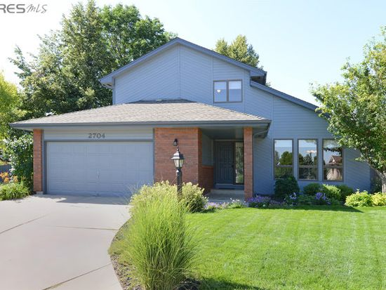 2704 Crestview Ct, Loveland, CO 80538