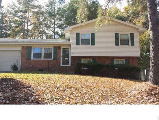 2216 Foxtrot Rd, Raleigh, NC 27610