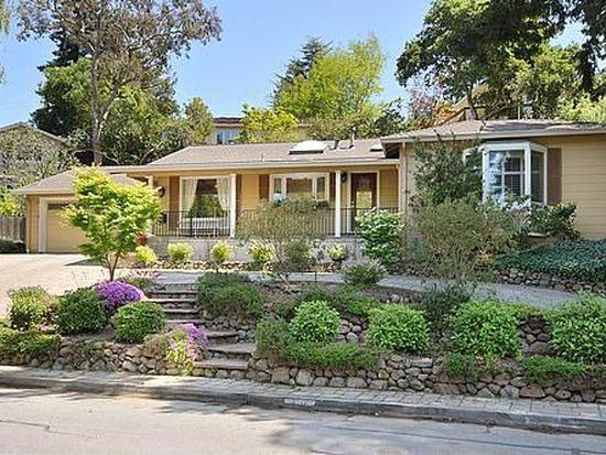 410 Edgewood Rd, San Mateo, CA 94402