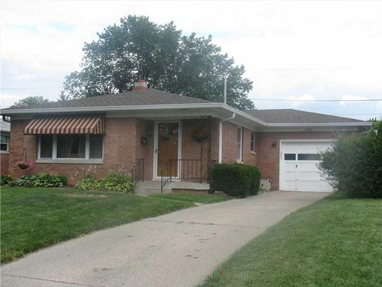 1131 N Layman Ave, Indianapolis, IN 46219