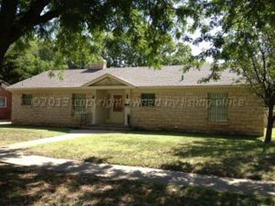 1710 N Russell St, Pampa, TX 79065