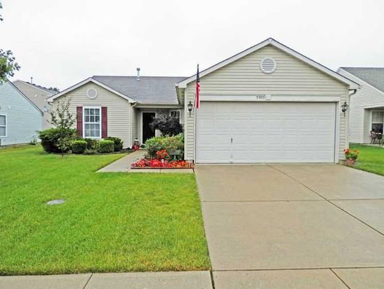 5305 Lily Pad Ln, Indianapolis, IN 46237