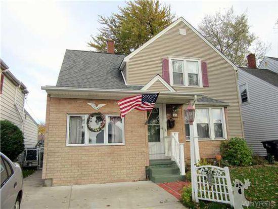 55 Claremont Ave, Buffalo, NY 14223