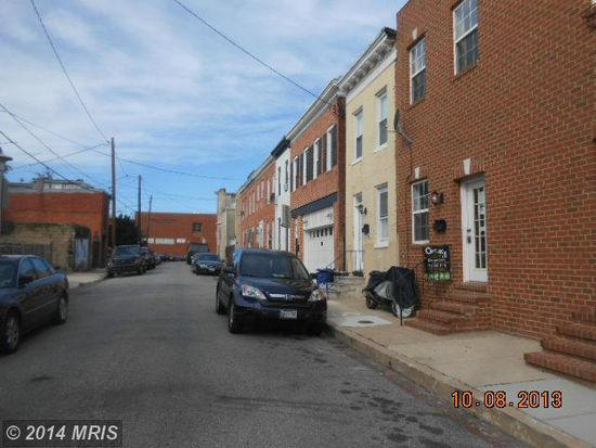 830 Mangold St, Baltimore, MD 21230