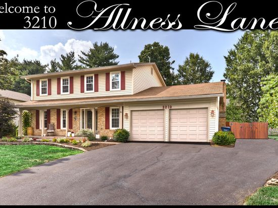 3210 Allness Ln, Herndon, VA 20171