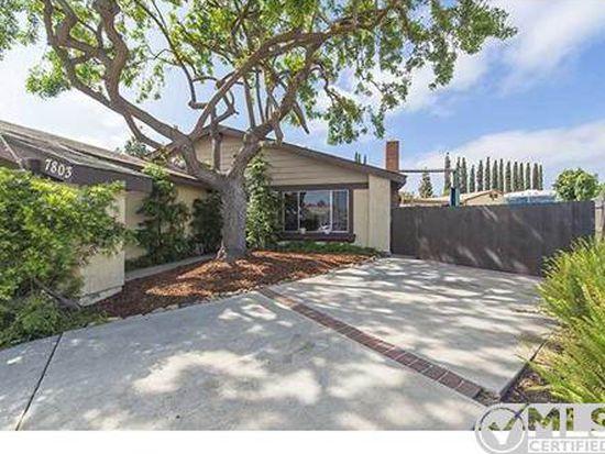 7803 Burlington Way, San Diego, CA 92126