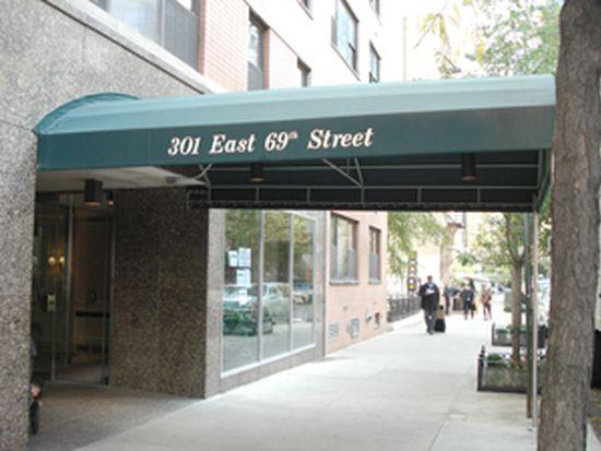 301 E 69th St APT 12D, New York, NY 10021