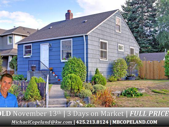 4127 SW 102nd St, Seattle, WA 98146