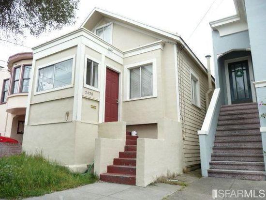 2438 28th Ave, San Francisco, CA 94116
