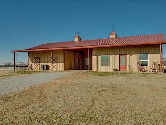 93 County Road 1256, Whitesboro, TX 76273