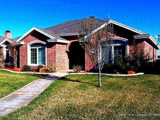 5828 101st St, Lubbock, TX 79424