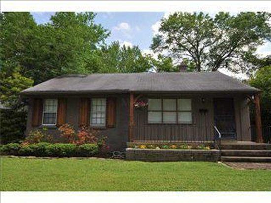 4989 Princeton Rd, Memphis, TN 38117