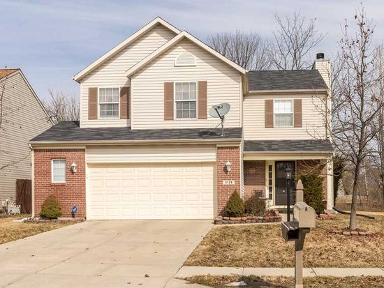 3128 Crestwell Dr, Indianapolis, IN 46268