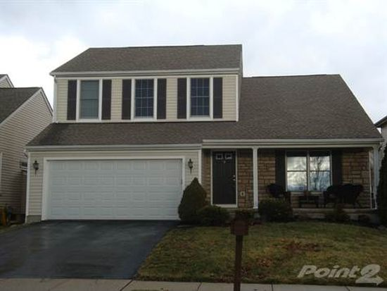 7244 Emerald Tree Dr, Canal Winchester, OH 43110