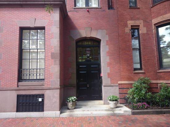314 Dartmouth St STE C, Boston, MA 02116