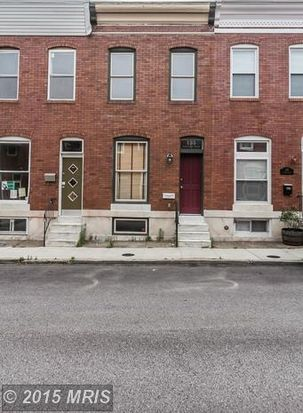 135 S Curley St, Baltimore, MD 21224