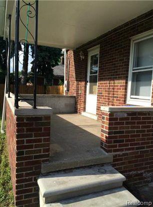 21071 Cyman Ave, Warren, MI 48091