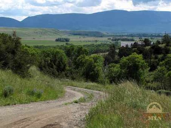 54 Rattlesnake Rd, Livingston, MT 59047