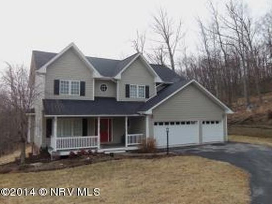 3631 Isabel Ct, Blacksburg, VA 24060