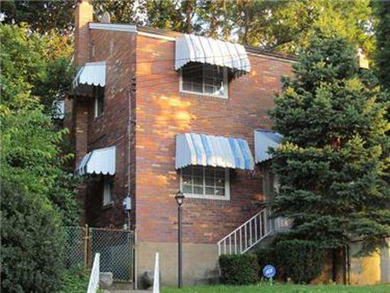 1158 Woodbine St, Pittsburgh, PA 15201