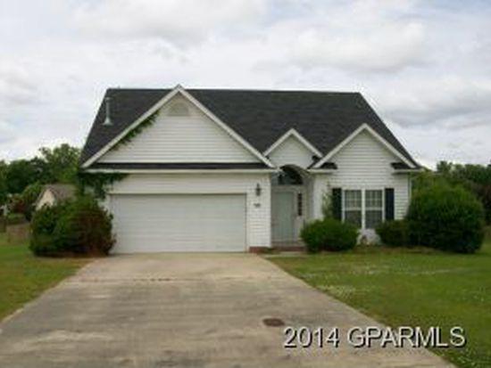 301 Knoll Cir, Greenville, NC 27858