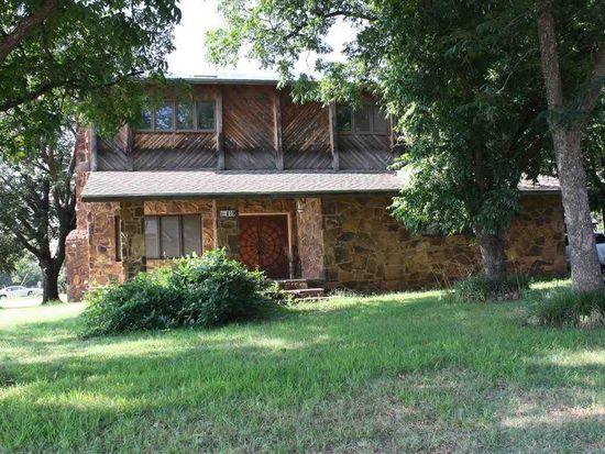 819 W Cherokee St, Marlow, OK 73055