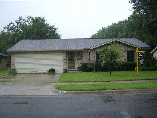 636 Sue Ann Ln, Burleson, TX 76028