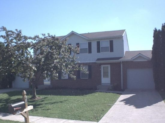6307 Upperridge Dr, Canal Winchester, OH 43110