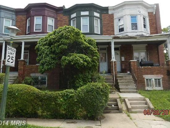 2613 Springhill Ave, Baltimore, MD 21215