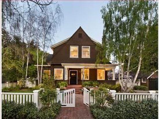 1125 Ramona St, Palo Alto, CA 94301