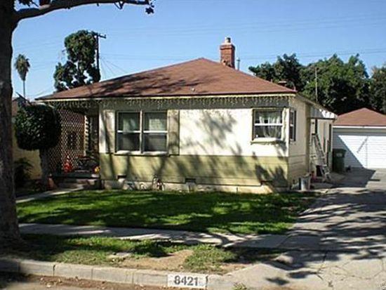 8421 Friends Ave, Whittier, CA 90602