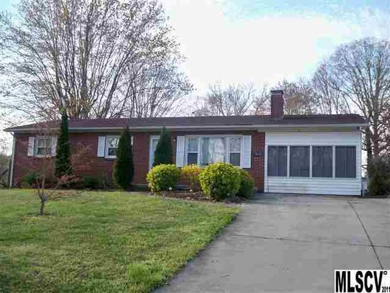 2615 Green Acres St, Lenoir, NC 28645