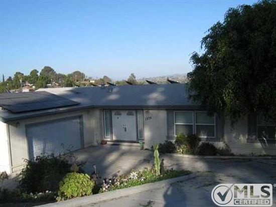 1375 Klauber Ave, San Diego, CA 92114