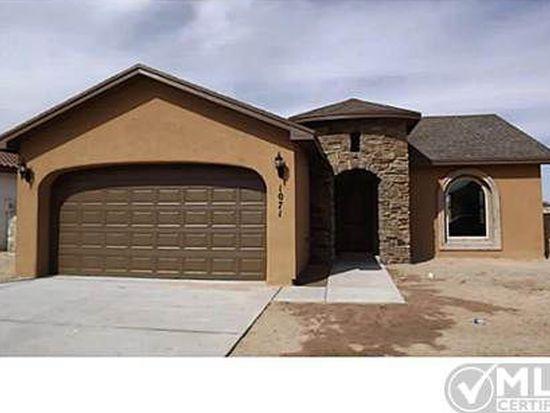 1071 Chris Forbes, Socorro, TX 79927