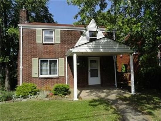 961 Elizabeth St, Pittsburgh, PA 15221