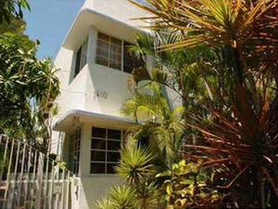 1610 Pennsylvania Av 1 # 1, Miami Beach, FL 33139