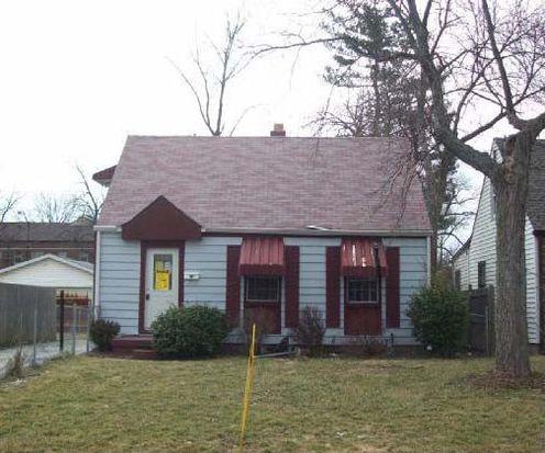 4430 Primrose Ave, Indianapolis, IN 46205