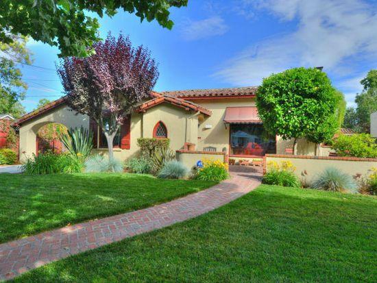 1114 El Abra Way, San Jose, CA 95125