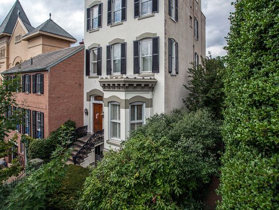 3127 Dumbarton St NW, Washington, DC 20007